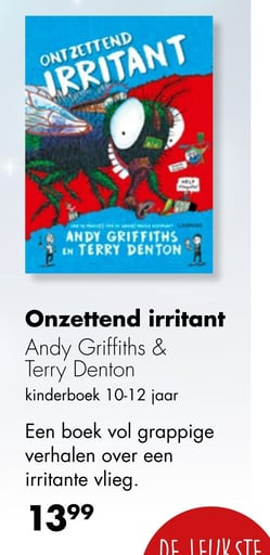 Onzettend irritant Andy Griffiths & Terry Denton