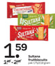 Sultana fruitbiscuits