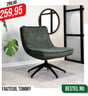FAUTEUIL TOMMY