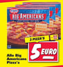 Alle Big Americans Pizza's