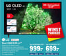 LG Works with Apple AirPlay Smart UHD OLED-tv**
