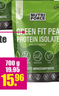 Green Fit PEA Protein Isolate