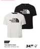 THE NORTH FACE Mountain Athletics Tee