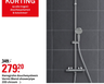 Hansgrohe douchesysteem Vernis Blend showerpipe 200 chroom >