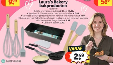 Laura's Bakery bakproducteñ
