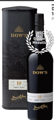 Dow's Aged 10 Years Tawny 75CL Overig