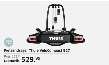 Fietsendrager Thule VeloCompact 927