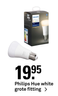Philips Hue white grote fitting
