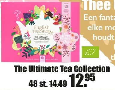 The Ultimate Tea Collection
