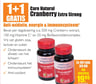 Care Natural Cranberry Extra Strong