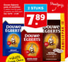 Douwe Egberts pads of snelfilter