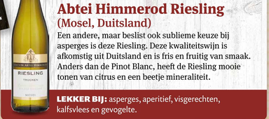 Abtei Himmerod Riesling 75 cl