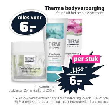 Therme bodyverzorging