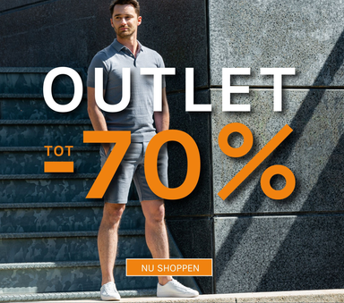 Outlet Tot 70% Korting