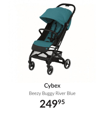 Cybex Beezy Buggy River Blue