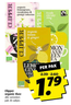 Clipper organic thee