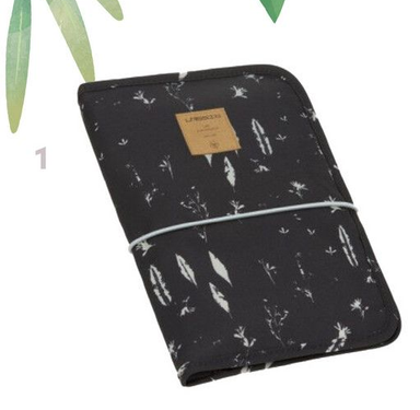 Lassig Changing Pouch Feathers