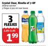 Crystal Clear, Rivella of 7-UP