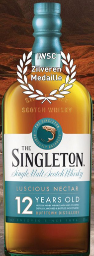 Singleton of Dufftown 12 Years 70CL Whisky