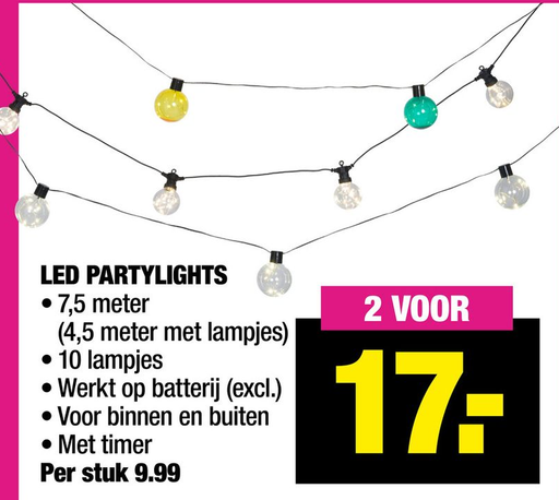 Led Partylights